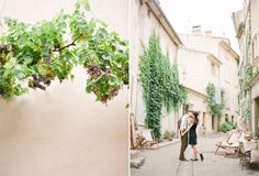 Engagement in Provence - KT Merry Photography