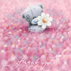 ♥ Tatty Teddy ♥ Thank You... ♥