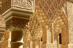"""The Alhambra, Granada, Spain 