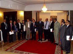 FOPREL delegation (South America)
