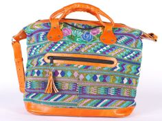 KATHRINE HUIPIL DAY BAG