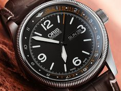 The new Oris Royal Flying Doctor Service Limited Edition II watch with images, price, background, specs, & our expert analysis.
