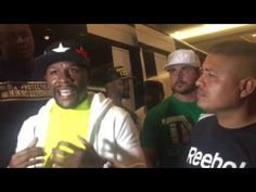FLOYD MAYWEATHER INTERESTED IN JON JONES, MIKEY GARCIA AND MORE CONOR MCGREGOR FIGHT DETAILS - REAL COMBAT MEDIA   REAL COMBAT MEDIA