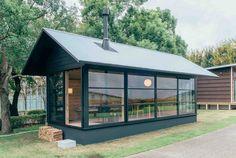 Winzig, aber funktional: Design-Wochenendhäuser von Muji