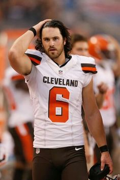 Travis Coons Kicker for Cleveland Browns! ! #6 #K