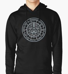 Bill Cipher Gravity Falls Symbols and Incantation  by ZannahP
