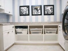 Laundry Room Space F
