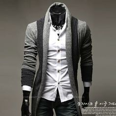Shawl Collar Cardigan from #YesStyle <3 WIZIKOREA YesStyle.com