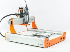 Stepcraft 2: Universal Desktop CNC/3D Printer For Everyone's video poster