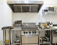 Small Golf Club Commercial Kitchen | Restaurant in 2018 | Pinterest ...