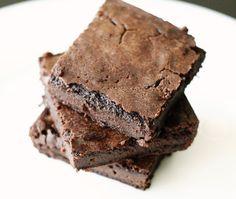 Flourless Brownies---Diabetic Connect