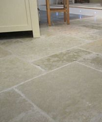 Perfect for kitchen and hallway. Cathedral Antique Limestone Flagstones Tile