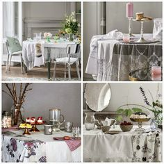 H&M Home - Tischlein deck dich.