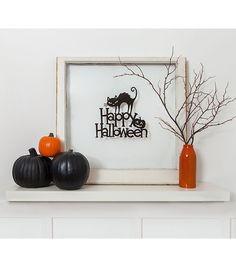 Cricut® Creepy Critters Cartridge | Halloween Decorations | DIY Home Decor