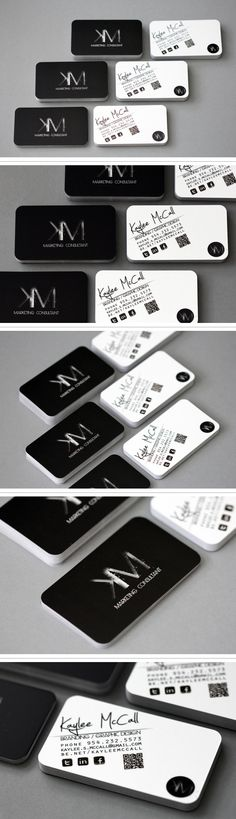 KM/ Personal business cards