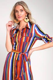 Friday Happy Hour, Have Fun, Stripes, Clothes, Dresses, Friday, Outfits, Vestidos, Clothing