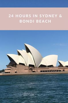24 Stunden Sightseeing in Sydney inkl. Bondi Beach & Hop on hop off Tour Big Bus. Oper, Harbour Bridge, Darling habour and many more