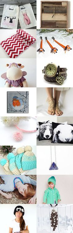 Dec 14 Trends by Yair Crespi on Etsy--Pinned with TreasuryPin.com