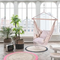 15 Small Balcony Furniture Pieces You Must Know - Foter Rope Hammock, Hammock Swing Chair, Rope Swing, Swing Seat, Hammock Stand, Swinging Chair, Porch Swing, Swing Chairs, Small Balcony Furniture