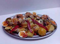 Merluza a la gallega con ajada | Restaurante Novo Soto en Pontevedra