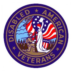 Logo of Disabled American Veterans Disabled Veterans, Wounded Warrior, American Veterans, Vietnam Veterans, American Pride, Teaching Tools, Disability, Sailor, Military