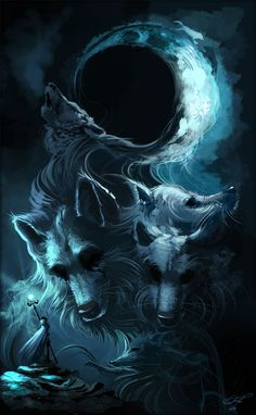 Summon the Wolves by danielbogni on DeviantArt