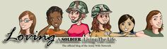Army Wife Network's Loving a Soldier Blog