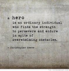 An Ordinary Hero - The Better Mom