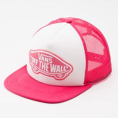 a951394fc49 Vans   trends   Keep it cool on the sand with our Beach Girl Trucker Hat