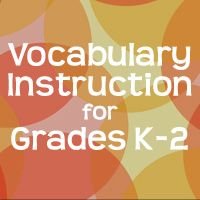 "Researcher Tanya S. Wright says, ""The Common Core State Standards ratchet up vocabulary demands for by calling for children to read and be read to from informational texts from the start of school. Vocabulary Instruction, Academic Vocabulary, Vocabulary Practice, English Vocabulary, Future Classroom, Classroom Ideas, Teaching Reading, Teaching Ideas, Informational Texts"