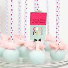 Fathers-Day-ideas-rad-dad #fairyfloss #cakepops