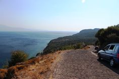 Road Trip. Almost to Old Assos, Turkey.(A. Carman)
