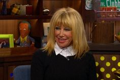 April 2015: Suzanne Somers talks about Barry Manilow's gay marriage.