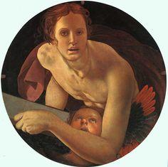 St. Matthew the Evangelist - Jacopo Pontormo - 1525
