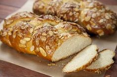 Odense Almond Paste gives this braided bread a rich texture. It's a special treat for any holiday or tea time!