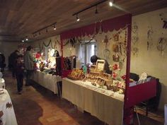 a look at a French craft show
