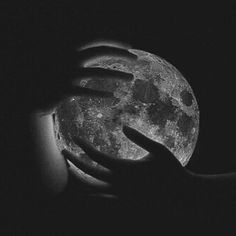 The moon looks upon many night flowers; the night flowers see but one moon 🌕 . Artemis Aesthetic, Black Aesthetic Wallpaper, Black And White Aesthetic, Aesthetic Colors, Aesthetic Collage, Aesthetic Photo, Aesthetic Pictures, Black And White Picture Wall, Black N White