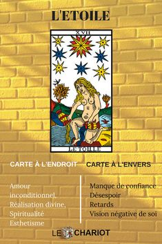 interpretation tirage tarot amour