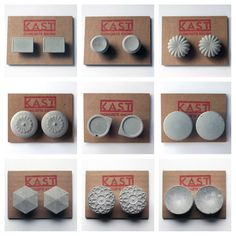 Mrs. Monday: Beautiful GIVE-AWAY from KAST Concrete Knobs ends 31.12.14. Open worldwide!