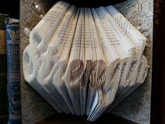 Strength folded book