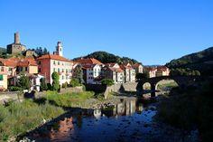 En la zona de la Liguria italiana a pocos Kilómetros de Genova , encontramos el municipio de Campo Ligure , un agradable lugar con toques medievales que no