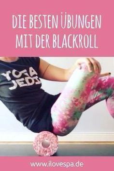 Die besten Blackroll Übungen zur Regeneration - Top 5 Übungen mit der Blackroll Med