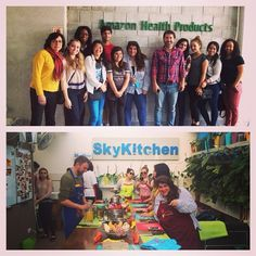 What a great way to end the Lima portion of a program: visiting an organic food company and enjoying a Peruvian food cooking class. #organic #sachainchi #foodies #cebiche #skykitchenlima #Lima #Peru #ramapoabroad #ramapoinperu #isaabroad #isalatinamerica #discoverperu #discoverlima by danny_in_lima