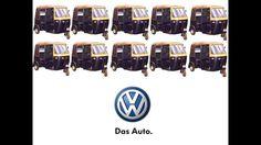 Volkswagen-Das auto. #CreativeAds