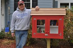 10 Things To Know Before Building Your Little Free Library