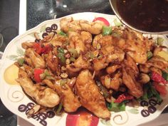 Kusina ni Manang: Manang's Version of General Tso's Chicken