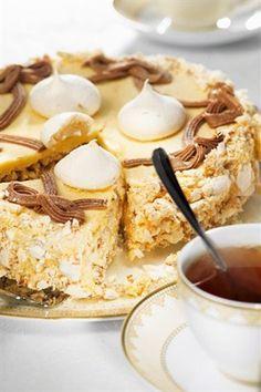 Торт «Полет»