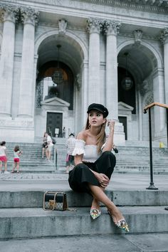 Alexandra Pereira in NYC