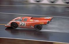 Richard Attwood/Hans Herrmann - Porsche 1970 24 Hours of Le Mans Porsche Classic, Classic Cars, Sports Car Racing, Sport Cars, Race Cars, Auto Racing, Road Racing, Motor Sport, Porsche Panamera