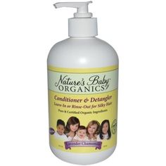 Nature'S Baby Organics Cond Lavender Chamomile 16 Fz *** You can find out more details at the link of the image. (This is an affiliate link) #PersonalCare
